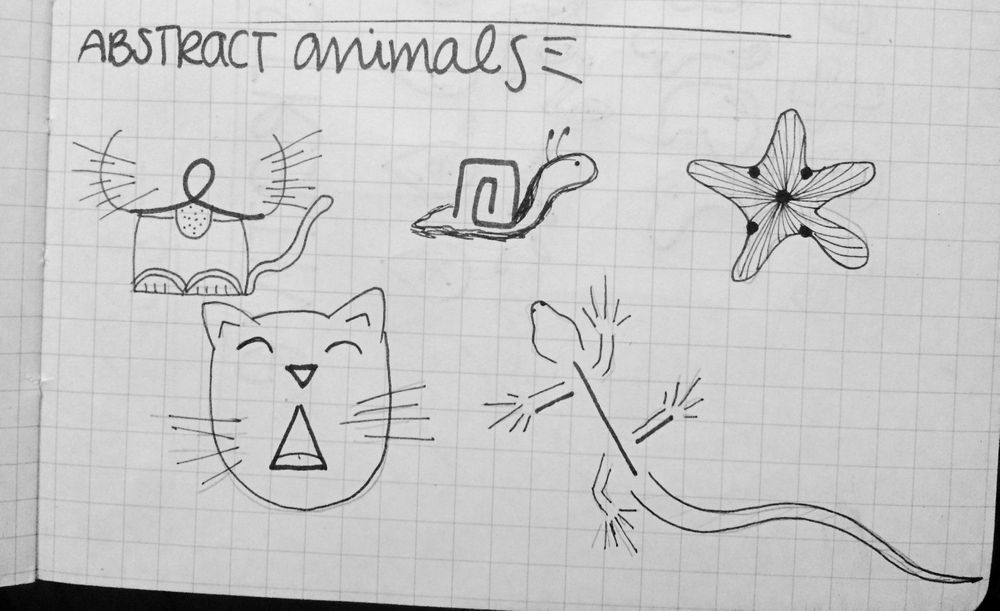 First Doodles EVER! :D - image 2 - student project