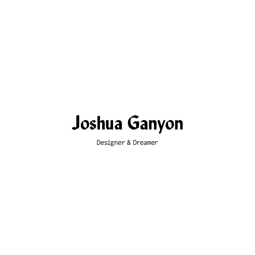 Joshua: Designer & Dreamer - image 4 - student project