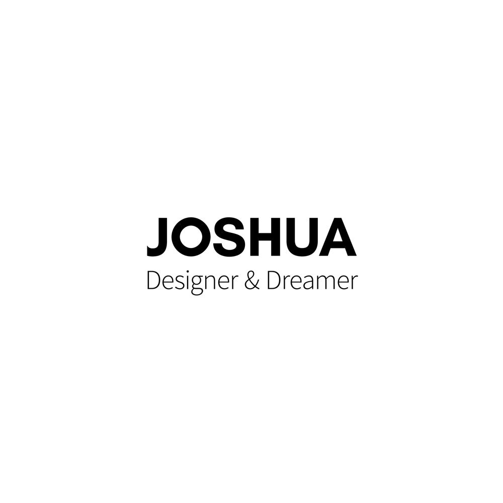 Joshua: Designer & Dreamer - image 2 - student project