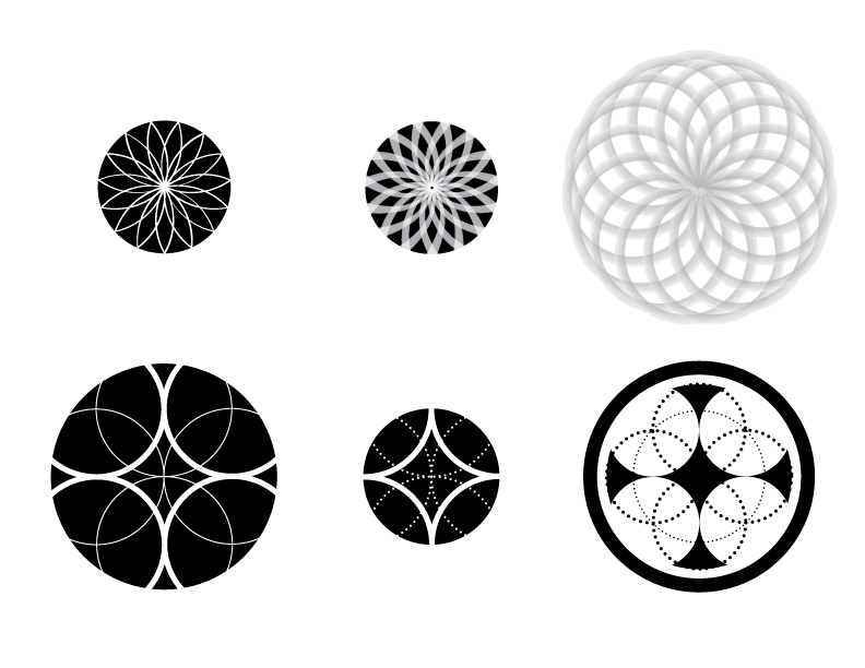 Fun with Circles - image 1 - student project