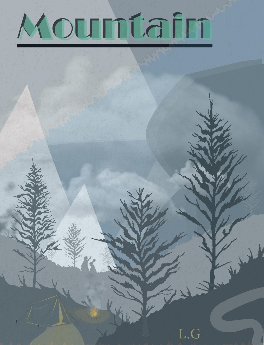 Mountain - image 2 - student project