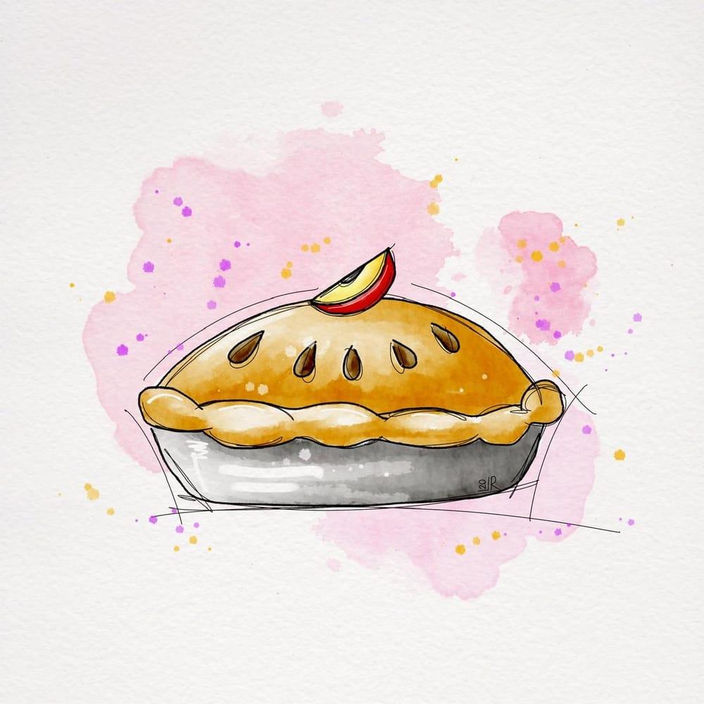 Apple pie - image 1 - student project