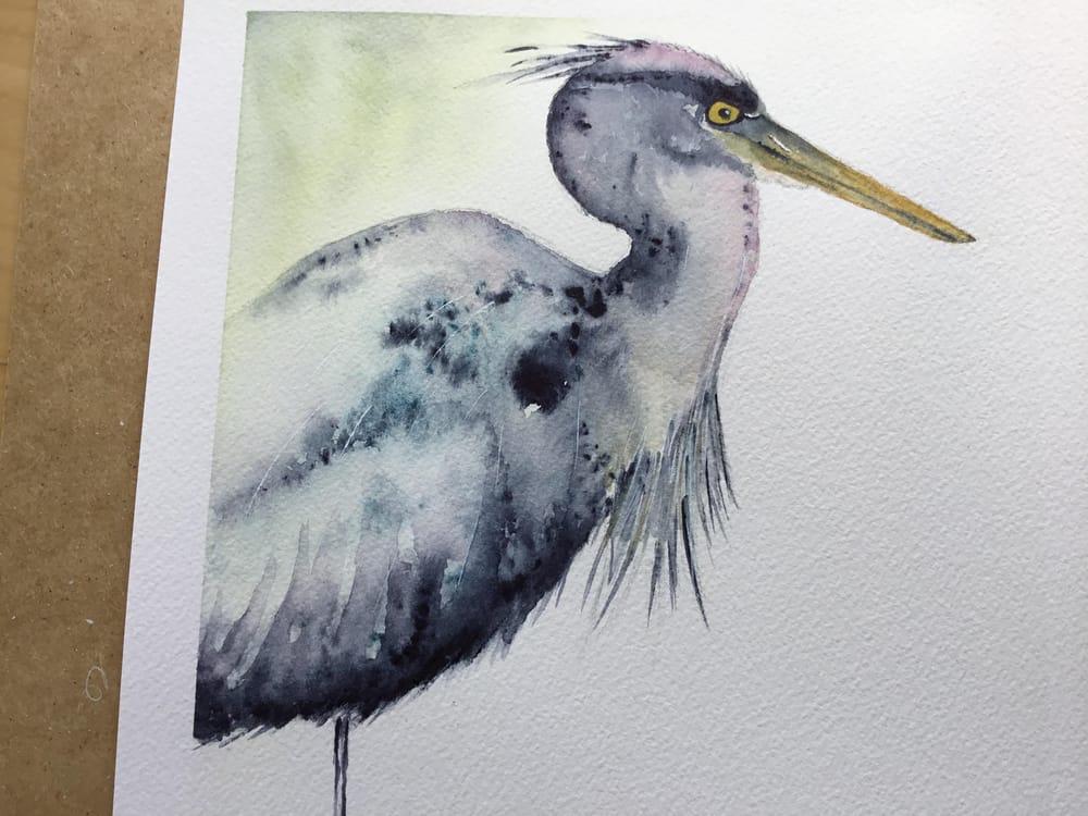 Vivid heron - image 9 - student project