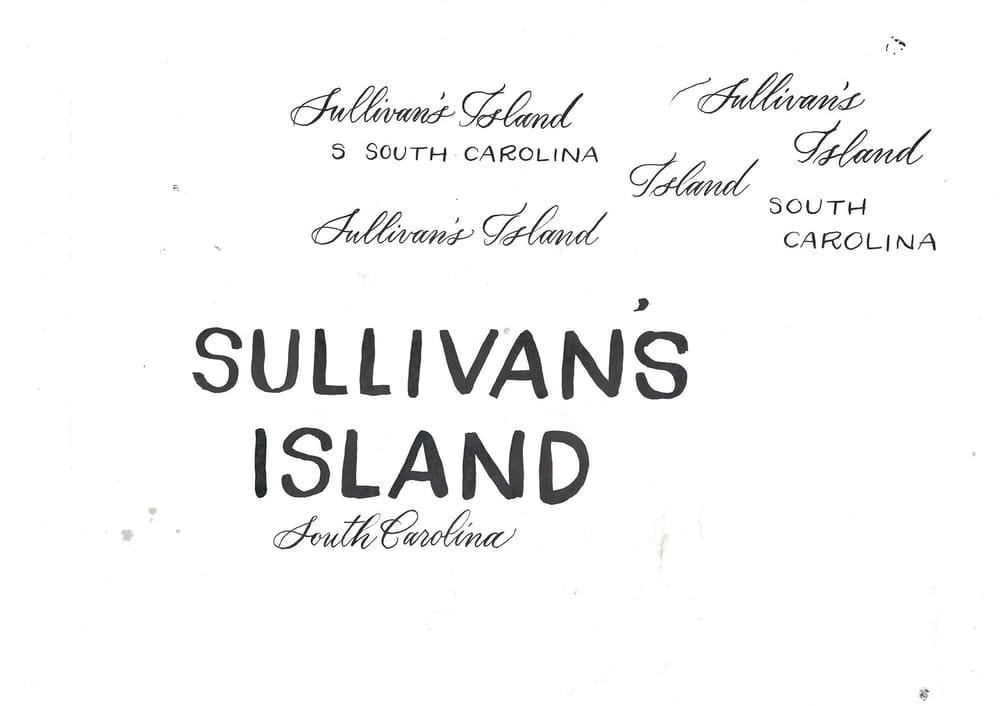 Sullivan's Island, South Carolina  - image 2 - student project