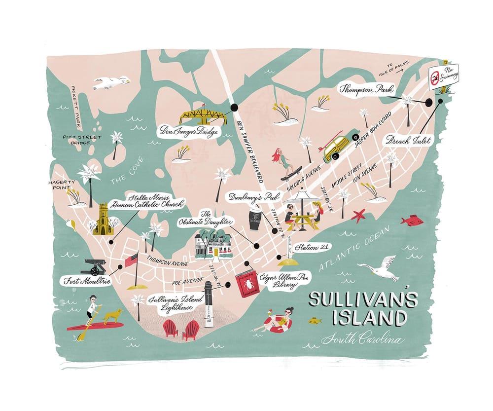 Sullivan's Island, South Carolina  - image 7 - student project