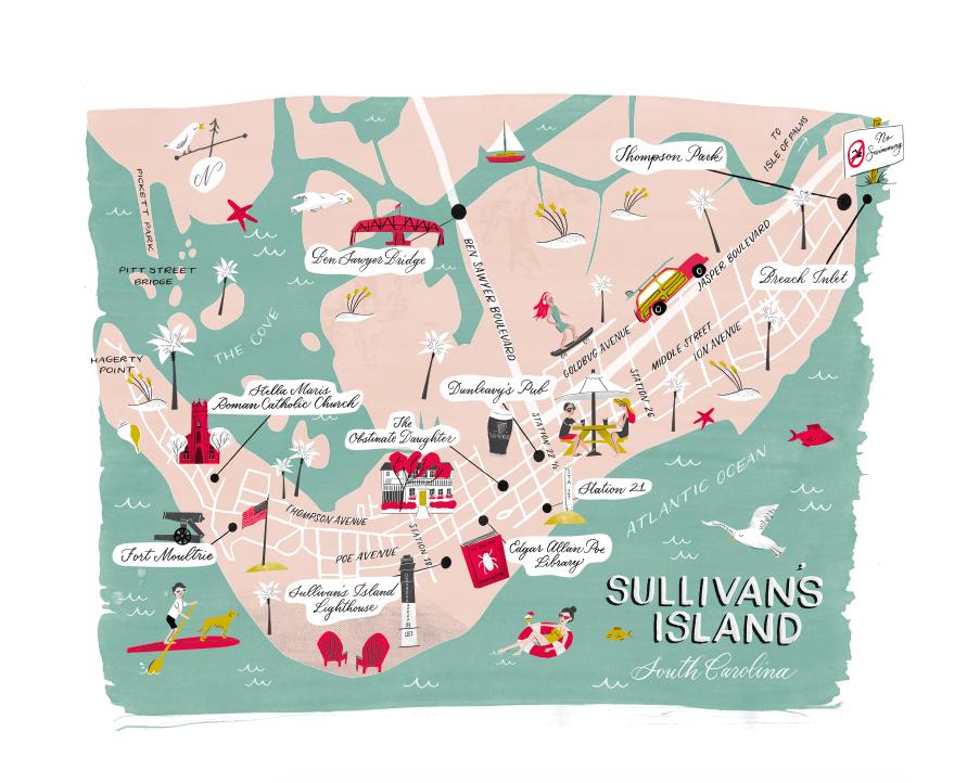 Sullivan's Island, South Carolina  - image 10 - student project