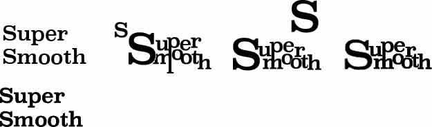 Super Smooth and .... - image 1 - student project