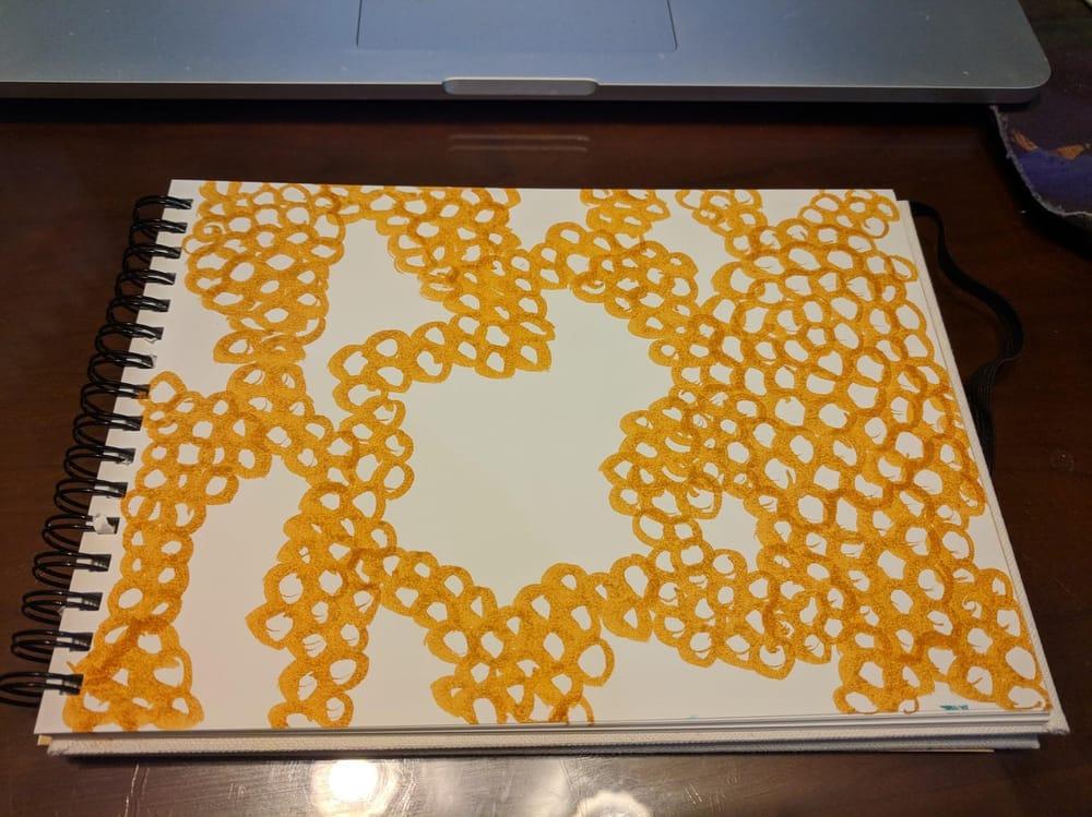 Organic Dots - image 1 - student project