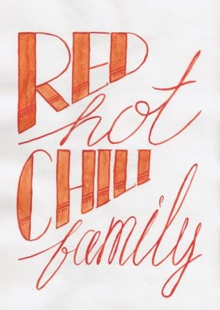 Red Hot Chili Family - image 4 - student project