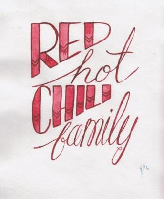 Red Hot Chili Family - image 3 - student project