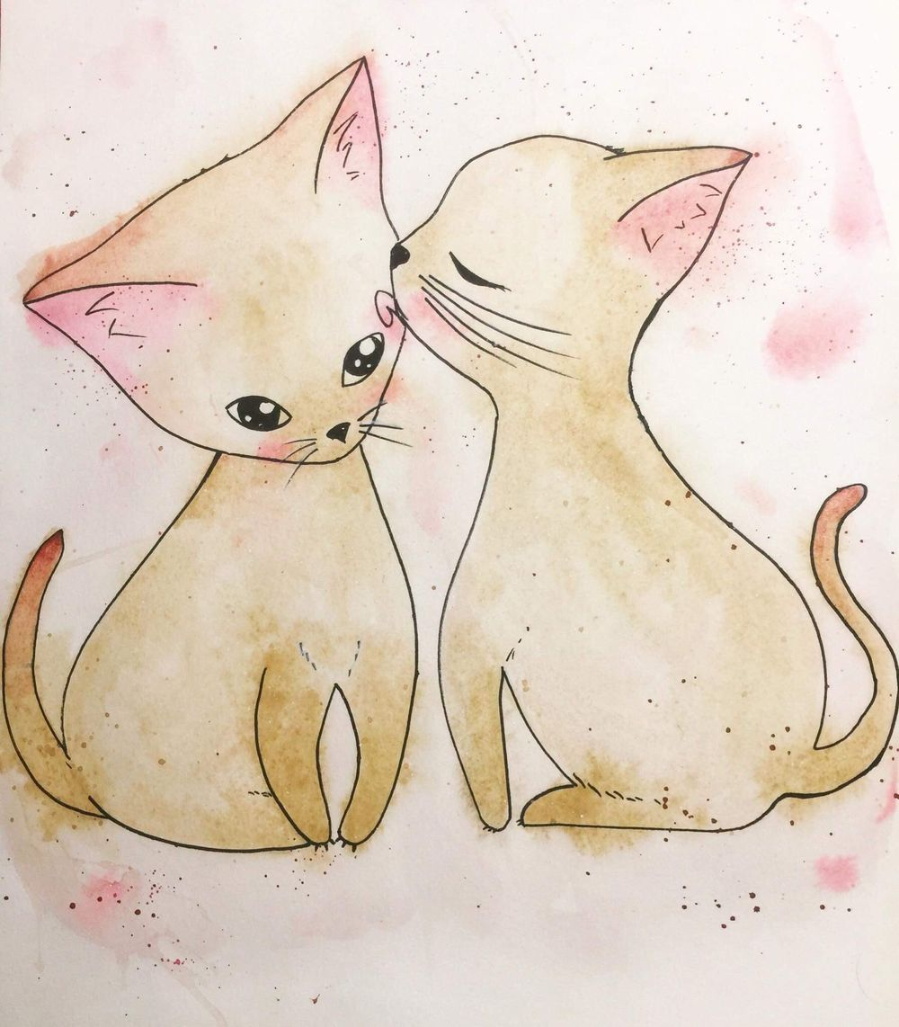 Cute kitties - image 1 - student project