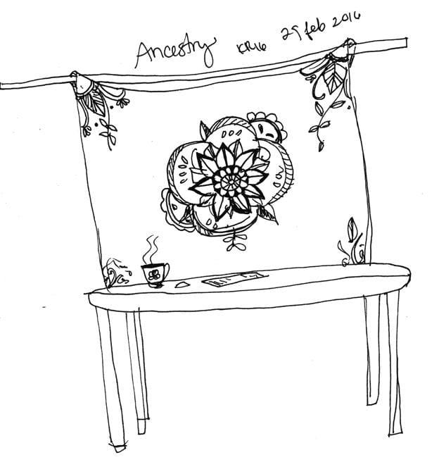 10 random doodles - image 8 - student project