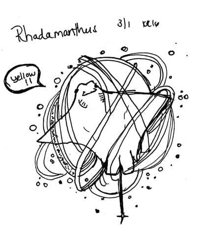 10 random doodles - image 9 - student project