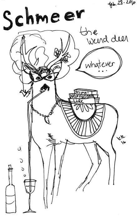 10 random doodles - image 7 - student project