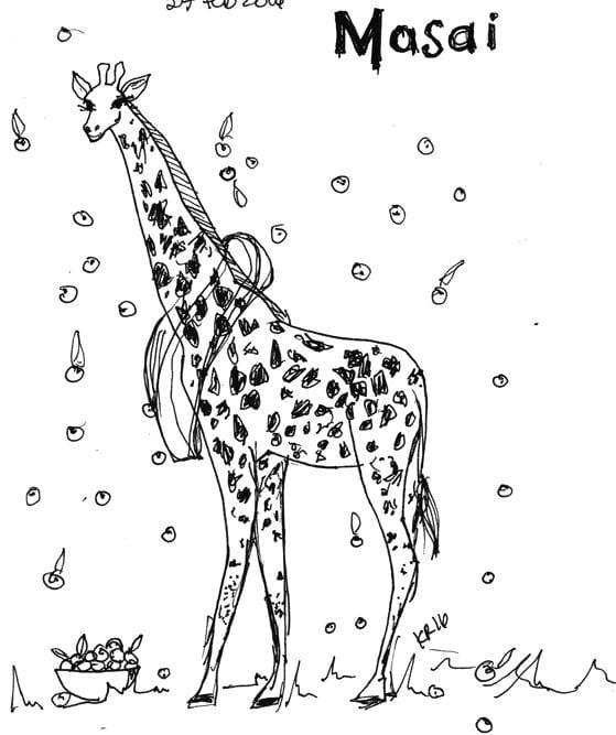 10 random doodles - image 5 - student project