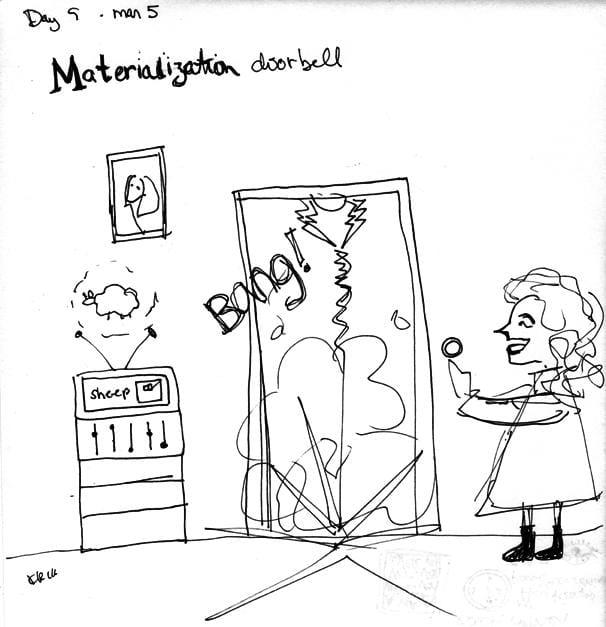 10 random doodles - image 2 - student project