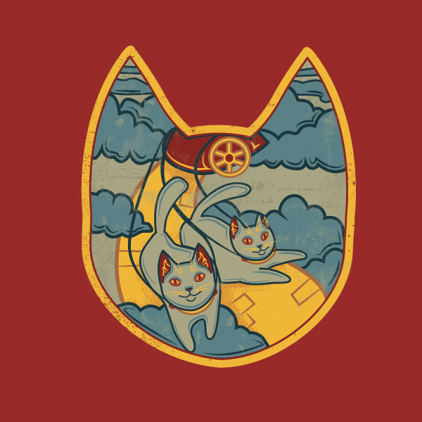 Cats In Myths : Completed - image 17 - student project