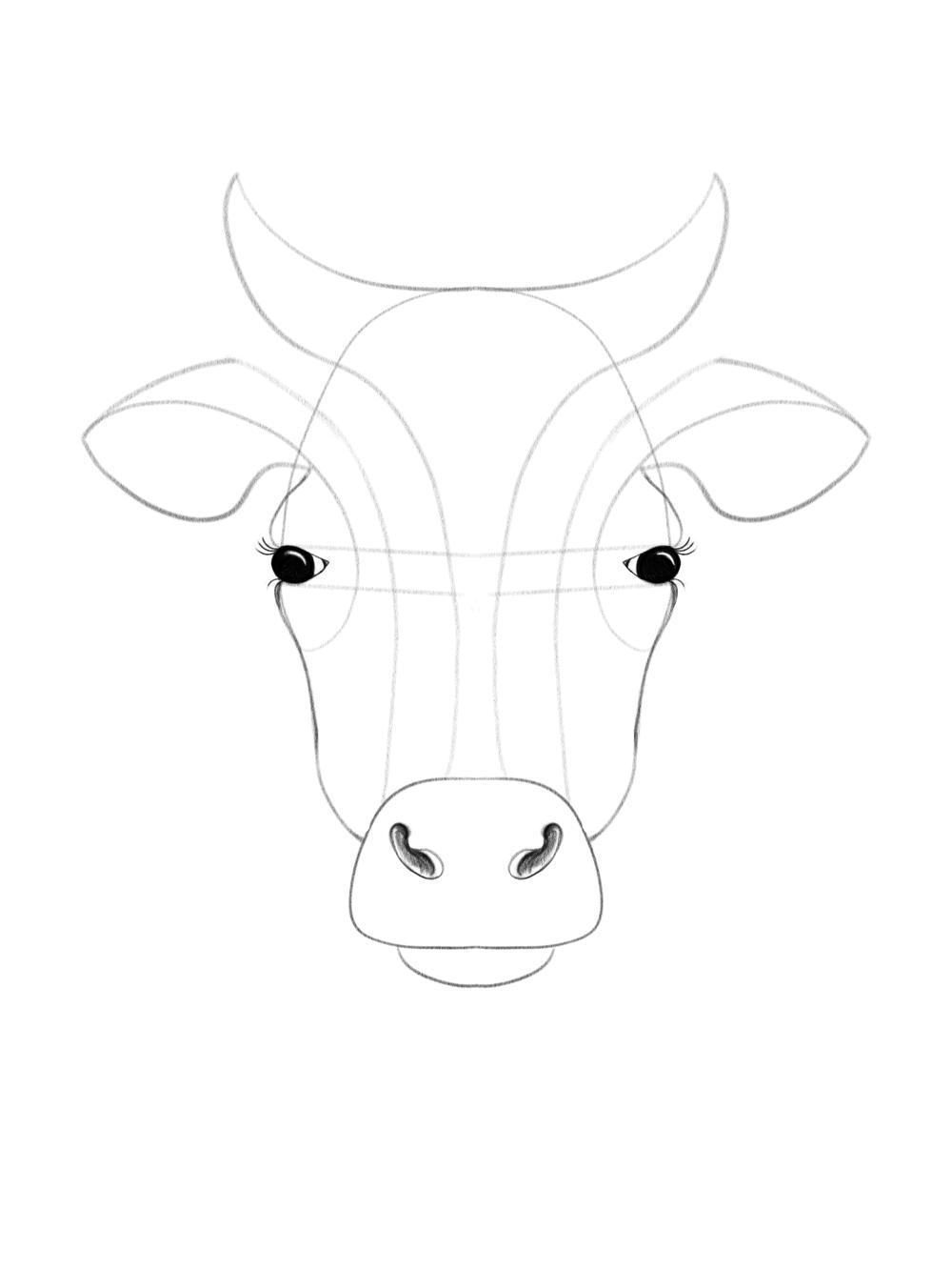 Geometric Illustration: Animal Face - image 4 - student project