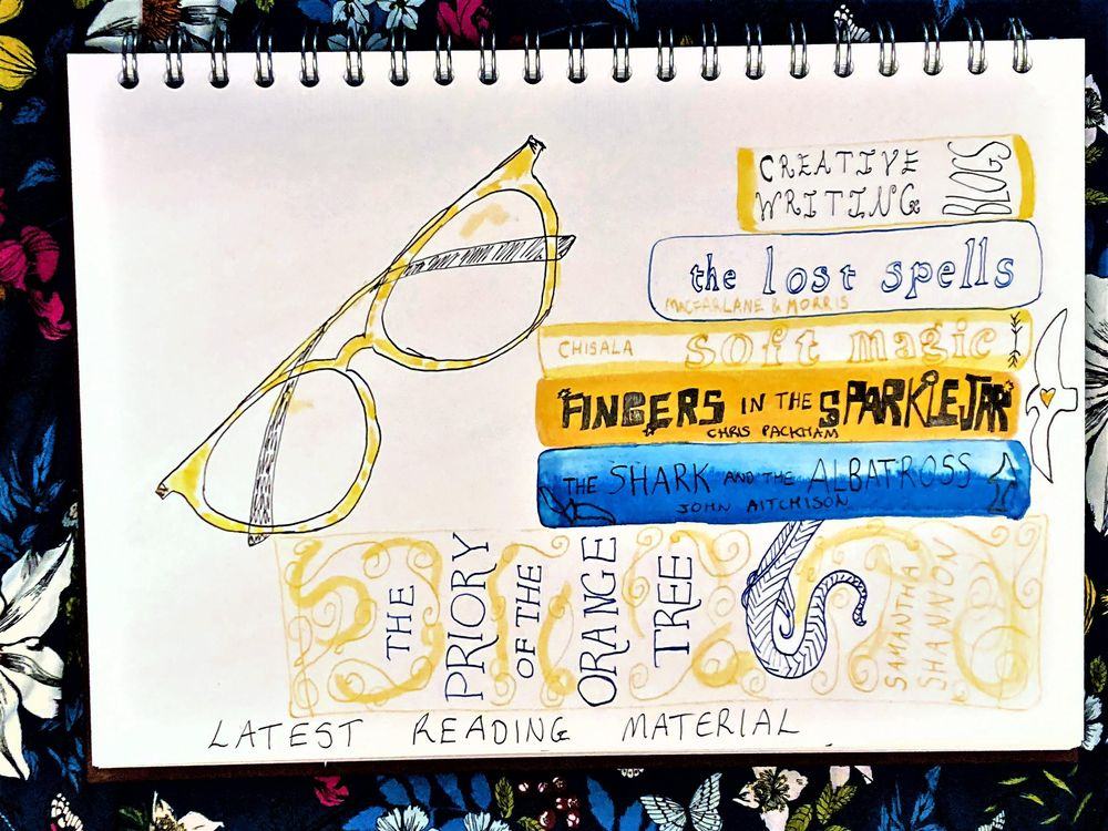 Illustrated Journalling - image 4 - student project