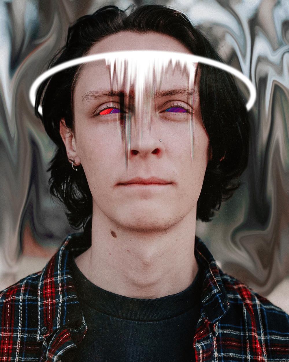 Trippy Boy - image 1 - student project