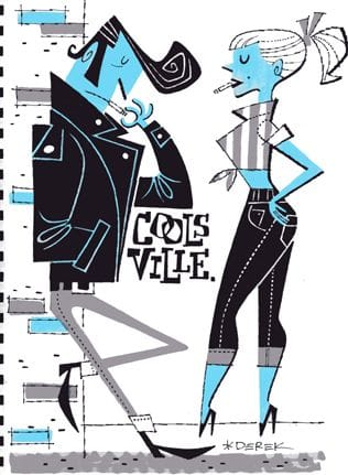 Cools Ville - image 1 - student project
