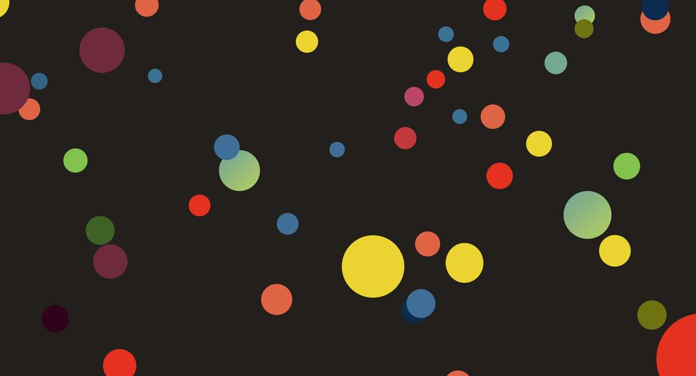 Dot pattern exercise in random order - image 2 - student project