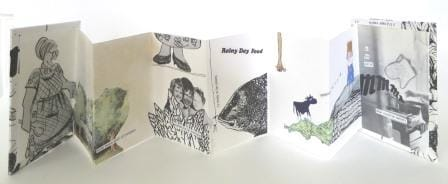 Accordion Folded Story Book - image 5 - student project
