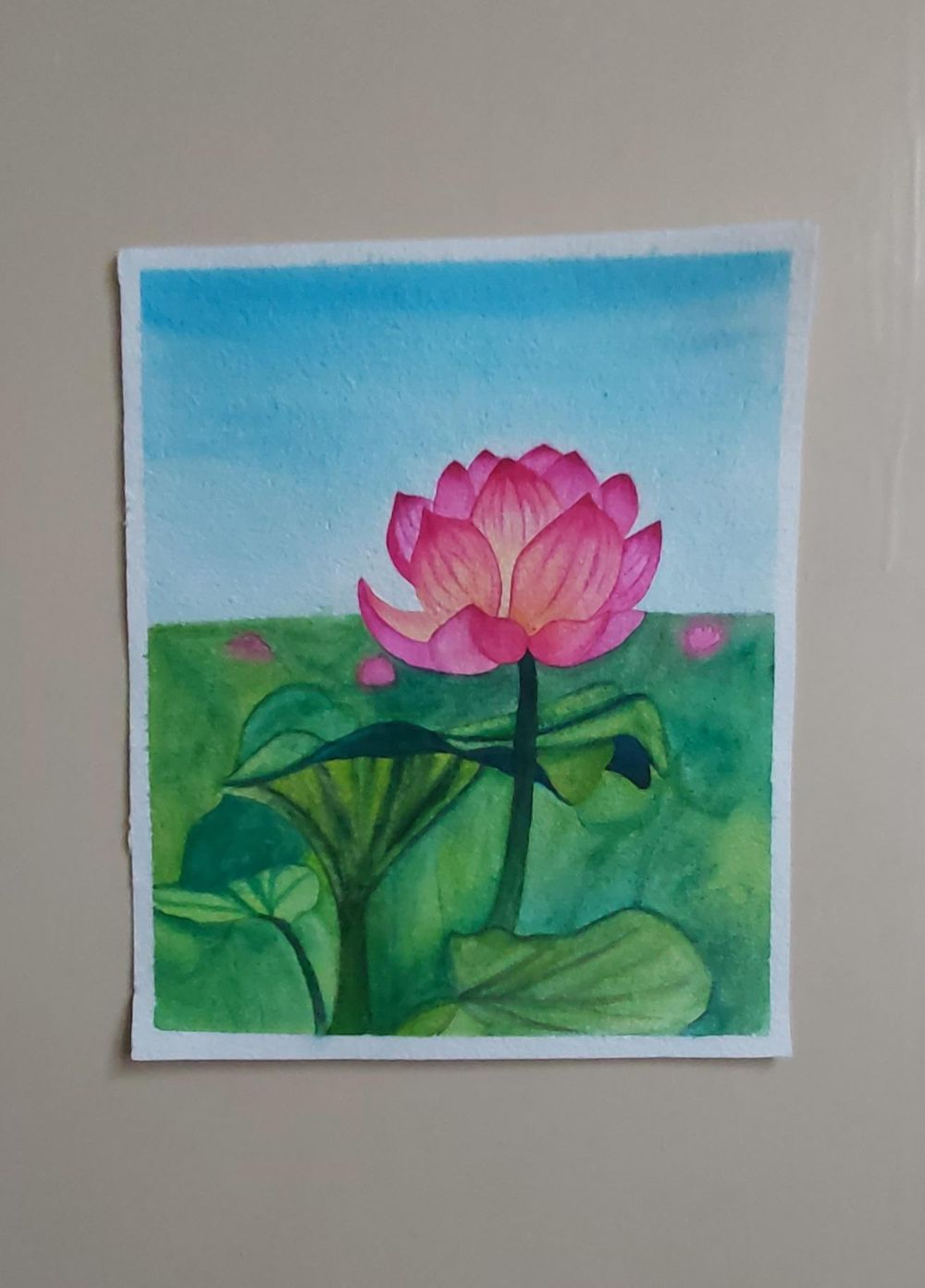 Pink & Purple Flowers - image 3 - student project