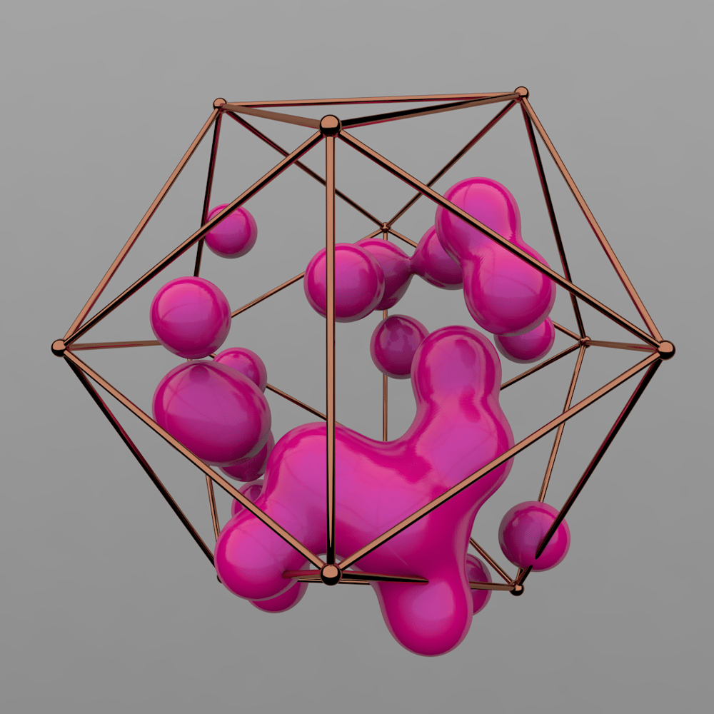 Metaballs - image 1 - student project