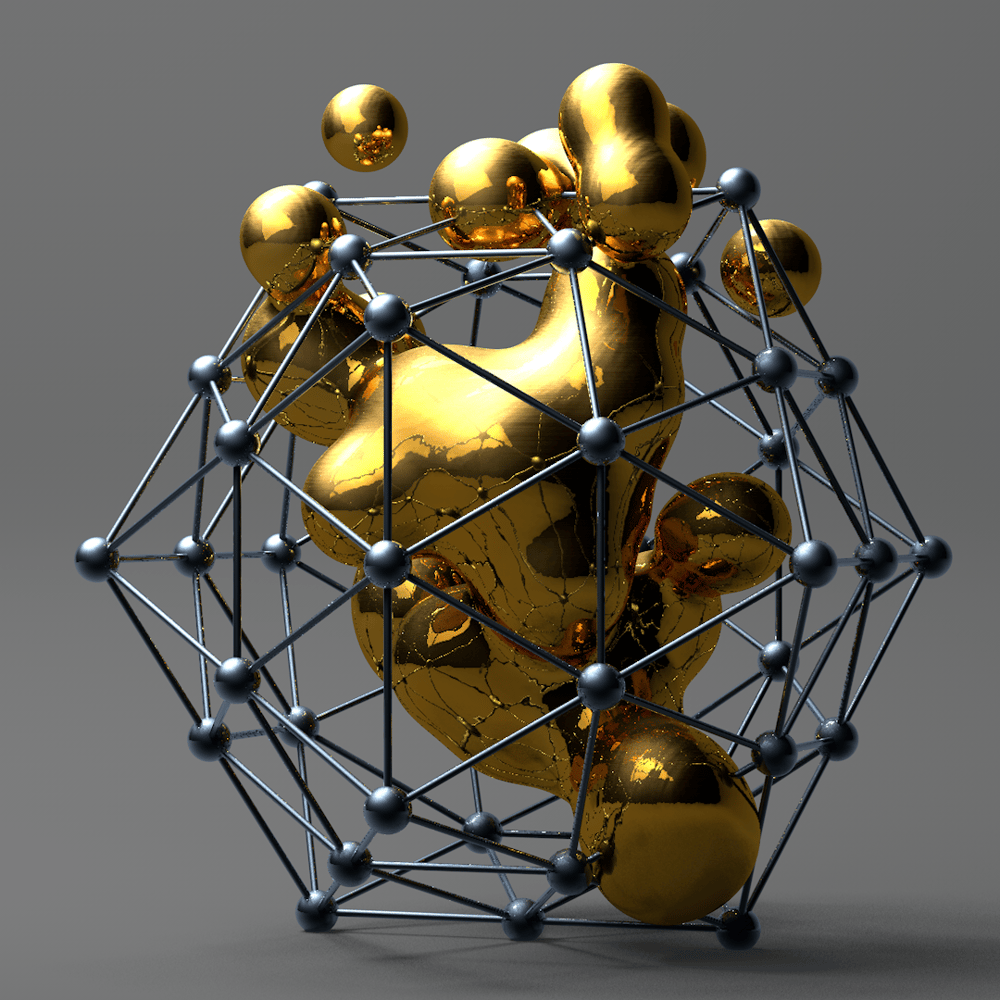 Metaballs - image 3 - student project