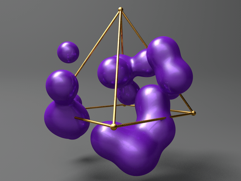 Metaballs - image 2 - student project