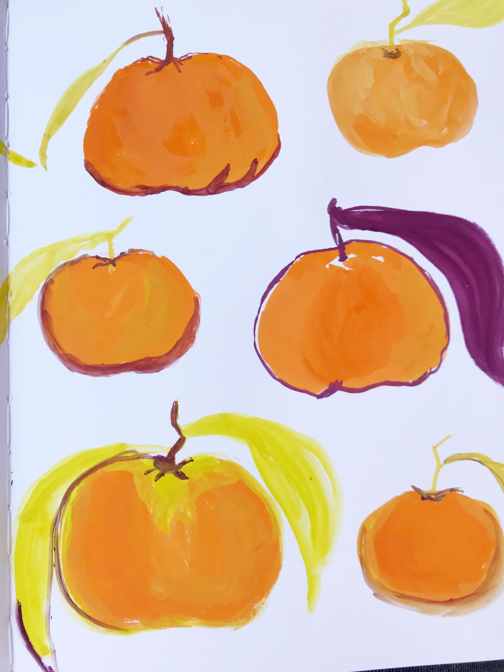 Painting Citrus - image 1 - student project