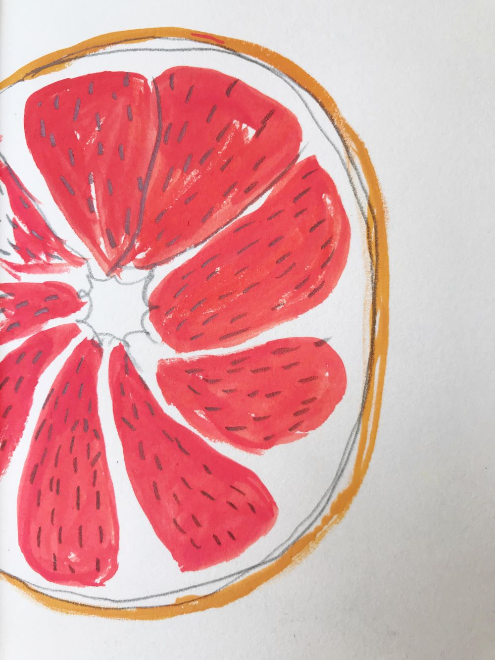 Painting Citrus - image 2 - student project