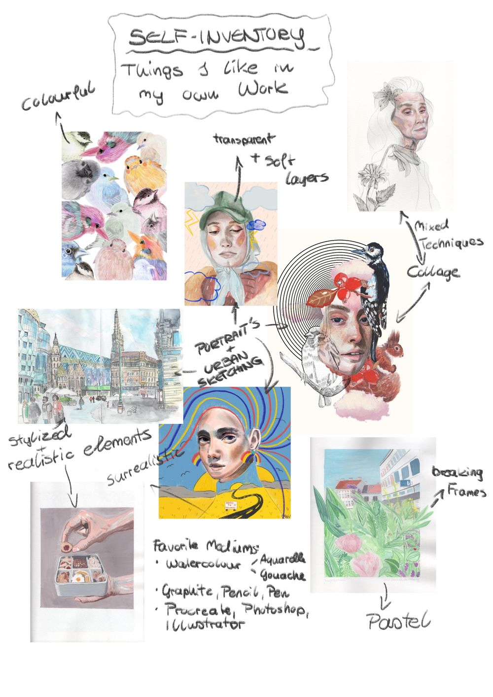The Style Class ~ Vienna from A-Z - image 3 - student project