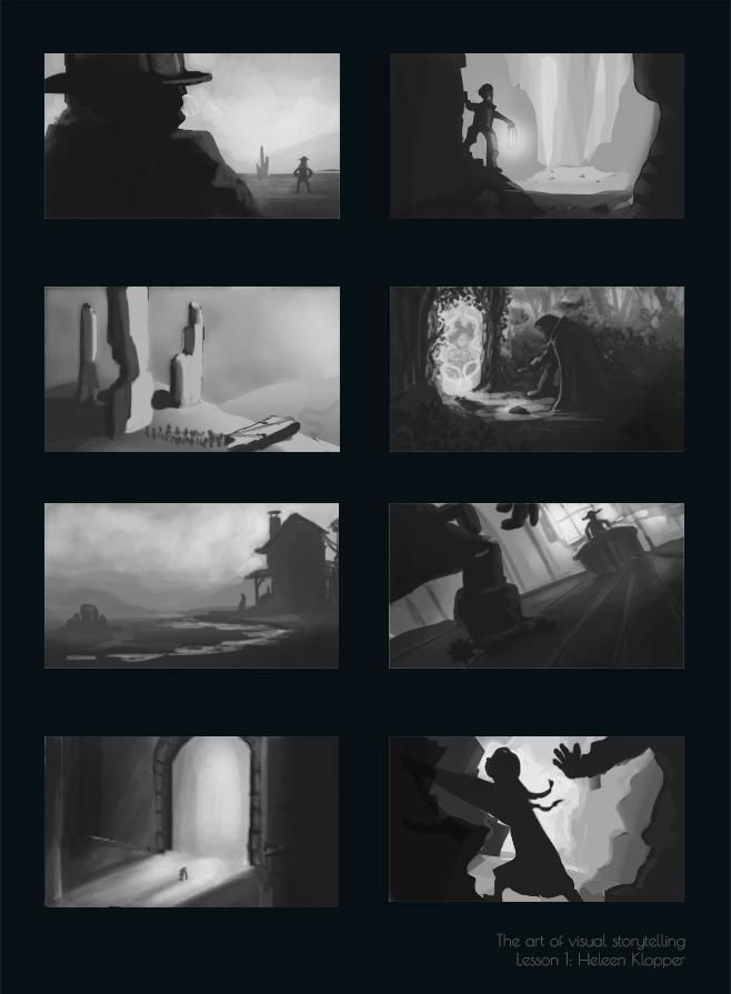 First sketches. (updated) - image 4 - student project