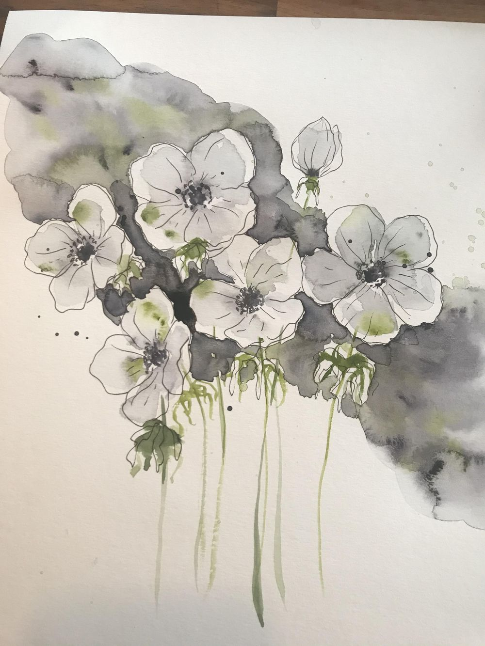 Anemones - image 1 - student project