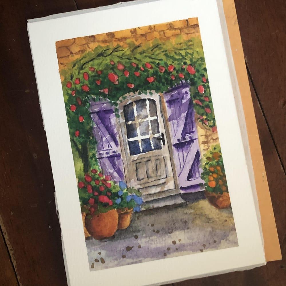 My door - image 1 - student project