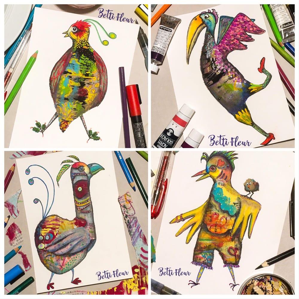 Birdwalk - image 4 - student project