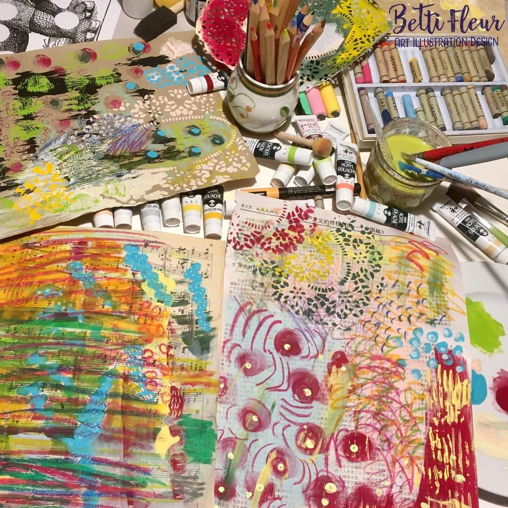 Birdwalk - image 2 - student project