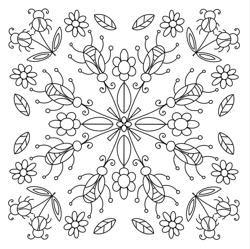Colouring book page no colour - image 1 - student project