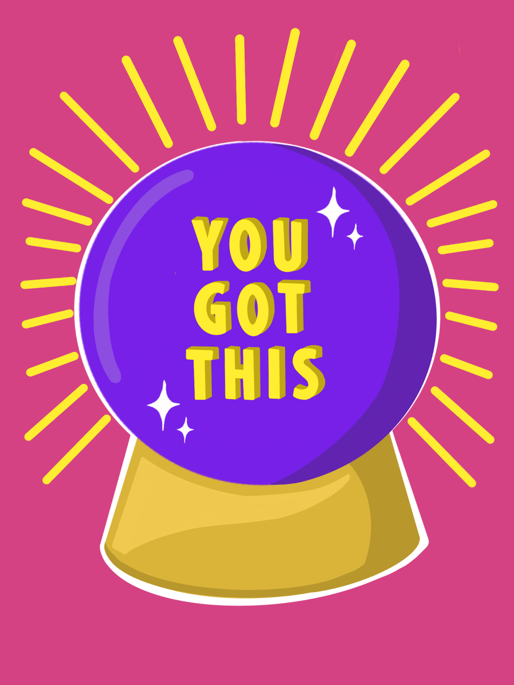 You Got This - image 2 - student project