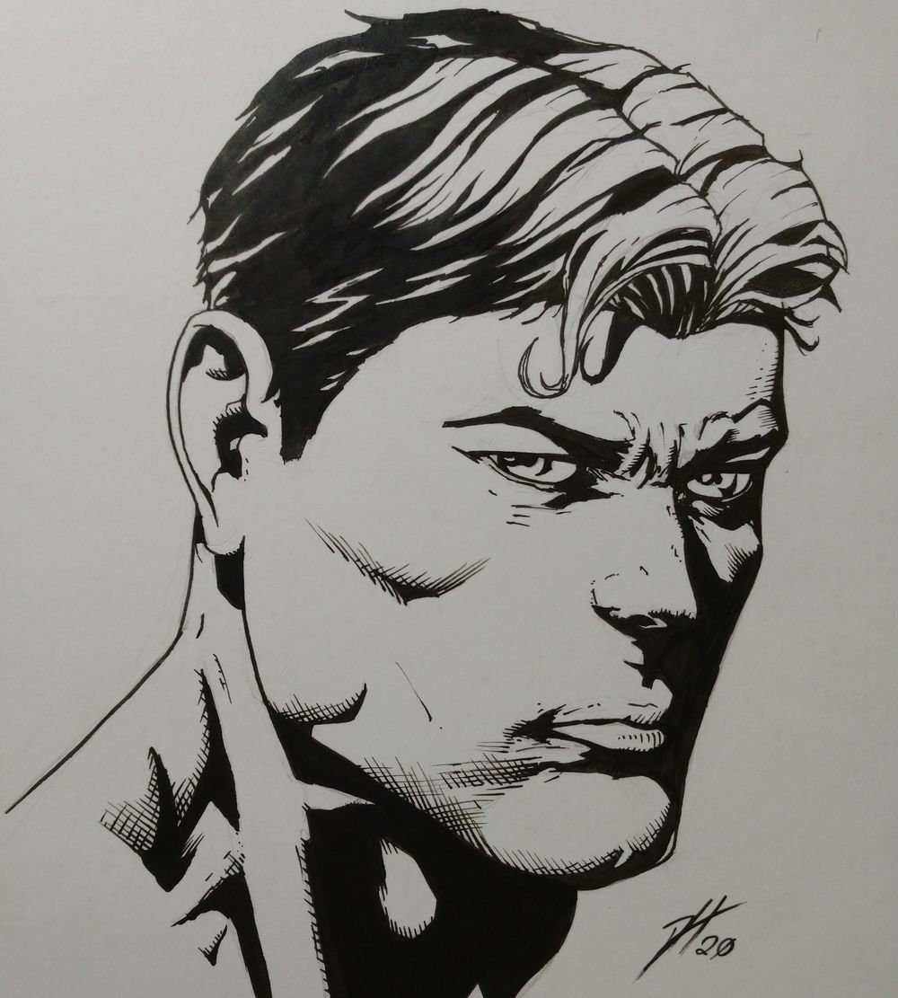 Superman - image 1 - student project