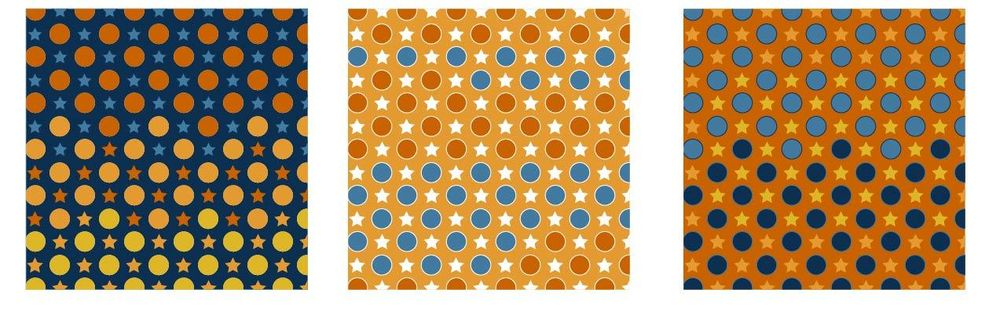 Blues and Oranges - image 1 - student project
