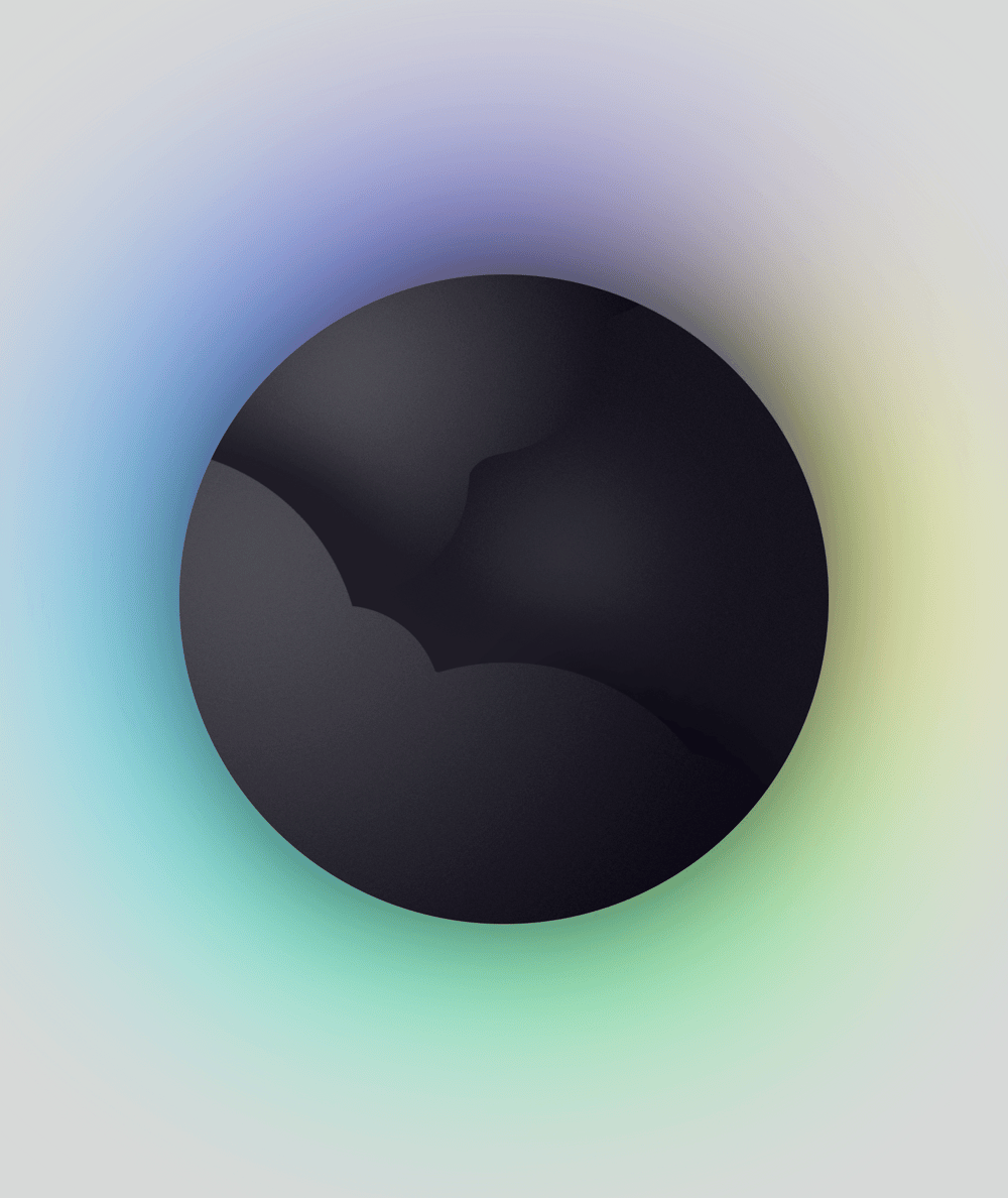 Dark energy with vibrant colors - image 1 - student project