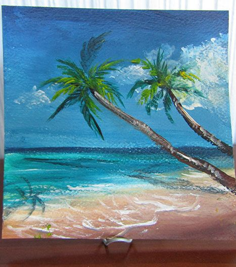 Tropical Coasters - image 1 - student project