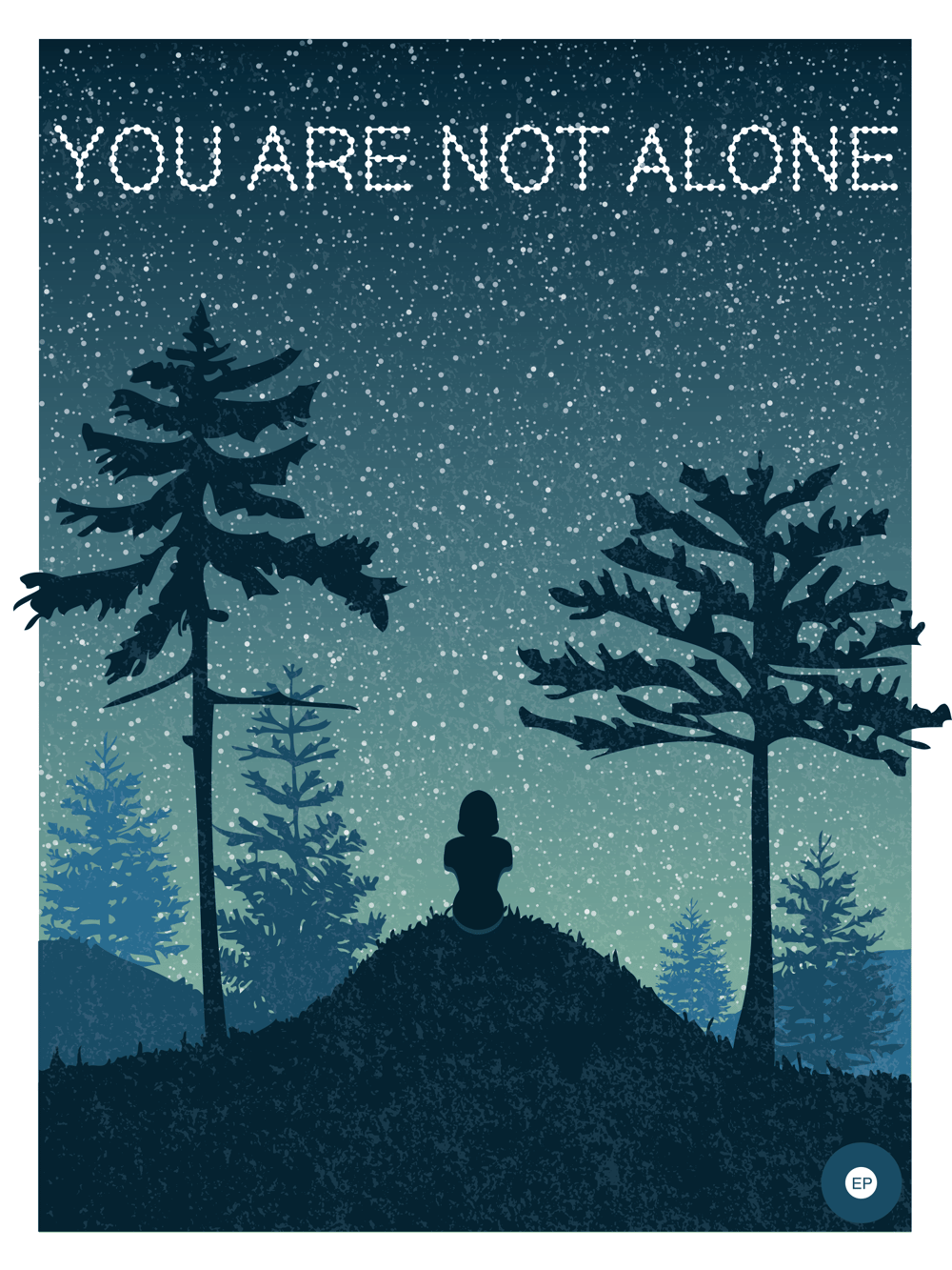 You are not alone. - image 3 - student project