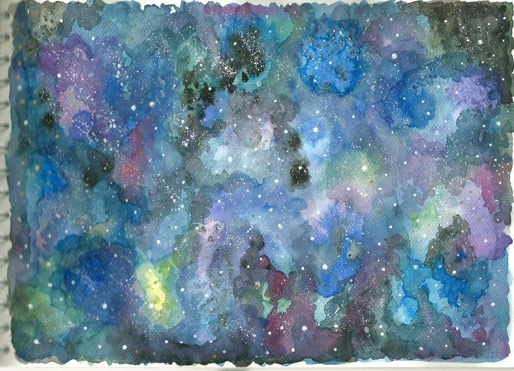 My first galaxy - image 1 - student project