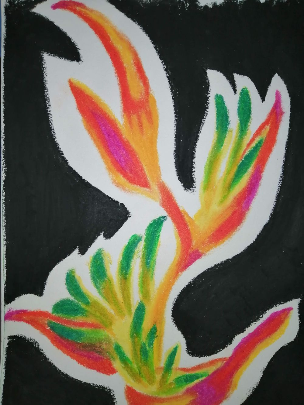 Exotic Flower - image 1 - student project
