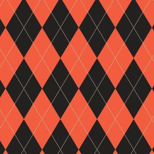 Argyle Pattern - image 1 - student project