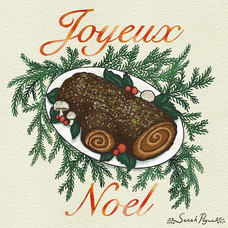 Joyeux Noel - image 1 - student project